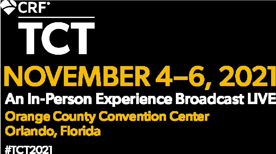 November 4-6, 2021 At the Orange County Convention Center in Orlando, FL